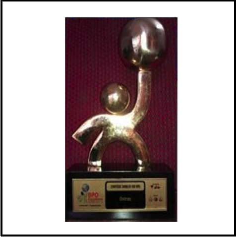 BPO Excellence Award for OnTrac